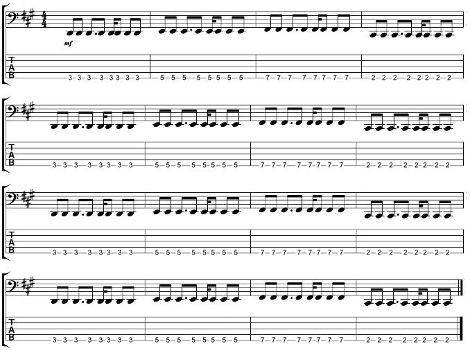 Chorus 3