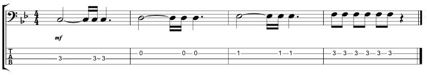 Pre Chorus 2