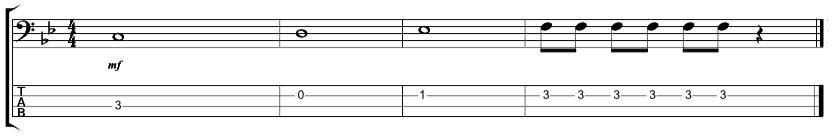 Pre Chorus