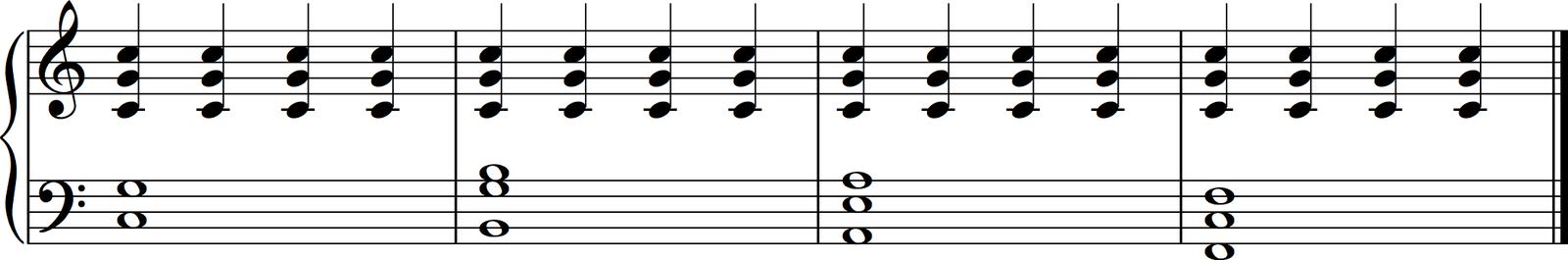 Chorus 4
