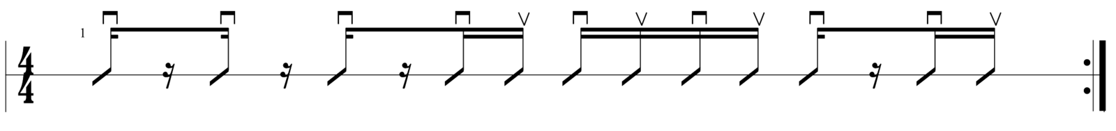 Acoustic Strum Pattern