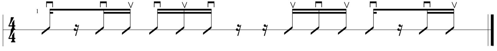 Acoustic Strum Pattern