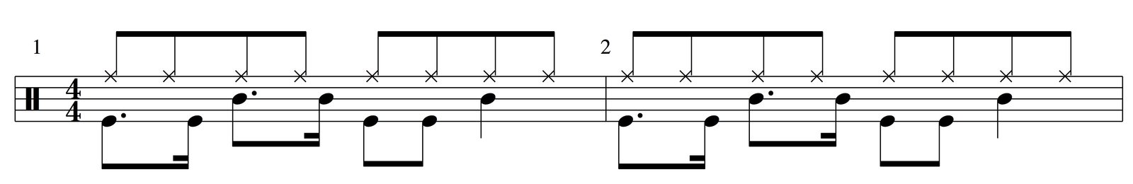 Getting Started-How to Read Drum Notation | 101 Lesson